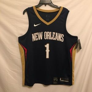 Zion Williamson swingman jersey size (52) XL